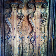 beautiful door in sedona