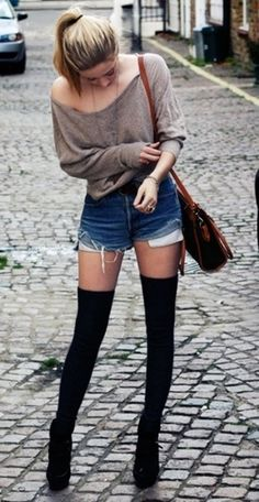 30 Gorgeous Examples Of Girls Night Out Fashion | http://fashion.ekstrax.com/2014/02/gorgeous-examples-of-girls-night-out-fashion.html