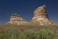 If you've never been to Nebraska - or simply haven't explored our western end - you may be shocked to learn about these beautiful rock formations.
