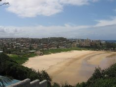Freshwater Beach, Sydney's Northern Beaches Hawaiian Duke Kahanamoku introduced surf board riding here in 1914
