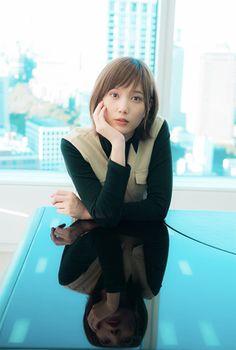 本田翼707 Tsubasa Honda, Prity Girl, Kokoro, Female Characters, Asian Woman, Gorgeous Women, Beauty Women, Asian Beauty, Hair Inspiration