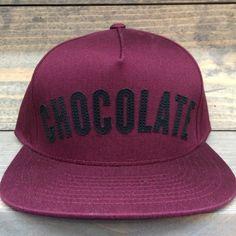 Chocolate Skateboards Logo SnapBack Hat. Brand new. Never worn. Chocolate Skateboards Accessories Hats