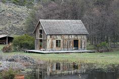Cabin in Villa Cerro Castillo, Chile.Contributed by Francisco...