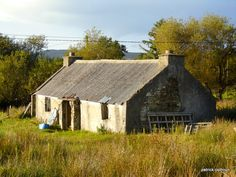 derelict farmhouse.county donegal