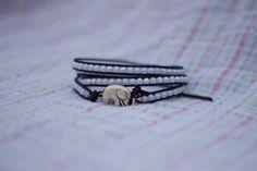 The HAMPTON Chan Luu Inspired Leather Wrap Bracelet by nwellon