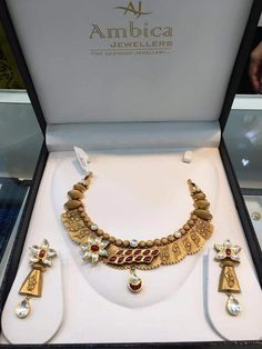Antique Jewellery Designs, Gold Ring Designs, Gold Bangles Design, Gold Wedding Jewelry, Gold Jewelry Simple, Gold Jewellery, Gold Mangalsutra Designs, Antique Necklace, Gold Necklaces