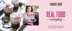 Real Food Pledge by Caralee Caldwell –