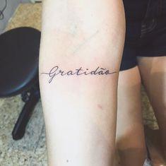 Bestie Tattoo, Samara, Tattos, Tattoo Quotes, Gratitude Tattoo, Tattoo Script, In Love Quotes, Delicate Tattoo, Tattoo Female