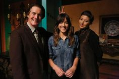Chloe Bennet, Kyle MacLachlan and Dichen Lachman Agents Of Shield Seasons, Marvels Agents Of Shield, Marvel Show, Marvel Dc, Marvel Comics, Dichen Lachman, Shield Cast, Melinda May, Kyle Maclachlan