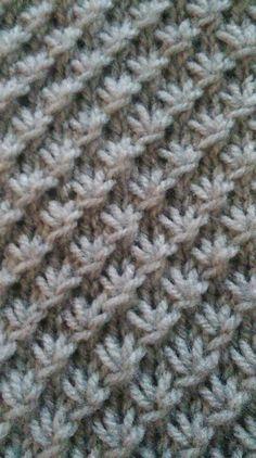 n var amerikanske /engelske video tutorials, men endelig fik jeg Knitting Designs, Knitting Patterns, Knitting Projects, Crochet Patterns, Knitting Stiches, Crochet Stitches, Knit Crochet, Outlander Knitting, Knit Dishcloth