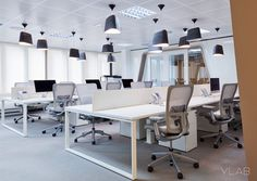 contemporary office space - Google Search