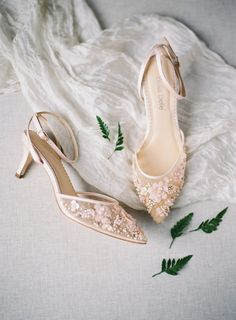 c34d784ddca1ac Euphoria. Blush Bridal ShoesBridal ...