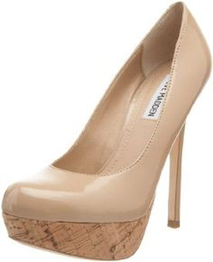 Super Cute, shoes close to skin color make your legs look longer!