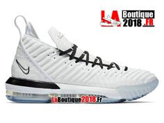 Nike LeBron 16 Equality Pack BQ5969-100 Chaussures Officiel Nike Basketball Prix Pour Homme