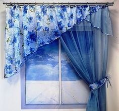 The importance of window curtains is enormous if … – Lighting Ideas Sheet Curtains, Cute Curtains, Curtains And Draperies, Layered Curtains, Elegant Curtains, Window Drapes, Hanging Curtains, Window Coverings, Window Treatments