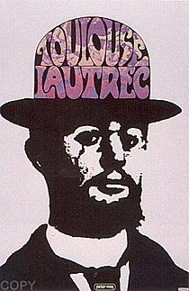 Toulouse Lautrec by Peter Max