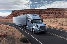 """Volvo Trucks North America revealed the new Volvo VNL series, a groundbreaking tractor that meets the needs of today's long-haul trucking customers and professional drivers through cutting-edge innovations in efficiency, productivity, safety and uptime. Available in several configurations, including an all-new, 70-inch sleeper, the Volvo VNL series defines the shape of trucks to come. """"The …"""