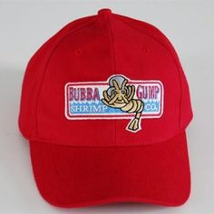 eafebbbee4b 1994 BUBBA GUMP SHRIMP CO. Baseball Cap Men Women Gorras Summer Snapback Cap  Embroidered Hat Forrest Gump Costume