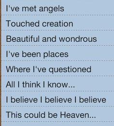 "Tracy Chapman ""Heavens Here on Earth"""
