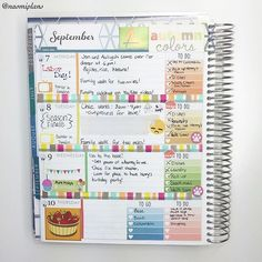 Midweek in my @erincondren horizontal life planner! Sticker sources tagged. ============================== #ec #eclp #eclove #erincondren #eclifeplanner #erincondrenlifeplanner #lifeplanner #planner #planning #plannercomunity #plannergirl #plannermom #washitape #stickers #etsy #ecfanfriday #wlec #weloveec #wlecweekly #wlechorizontal #midweek #midweekspread by naomiplans