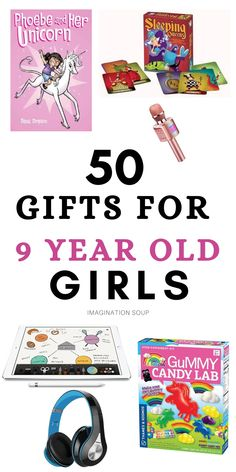 9 Year Old Girl, Book Reviews For Kids, Cool Gifts For Kids, Learning Apps, Baseball Gifts, 9 Year Olds, Parent Gifts, Easy Gifts, Boy Birthday