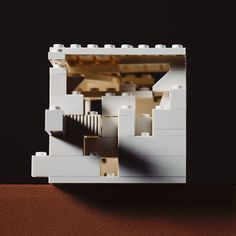 Sou Fujimoto is one of the architects that endorsed the lego set. The accompanying book includes pictures of his buildings, available to fuel your imagination
