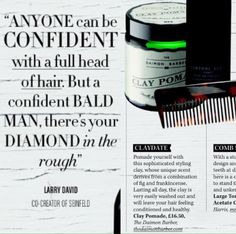 From yesterday article that we shared, you can see that there are many hairstyles that give a natural look with high texture/volume and yet still super light weight. For those who love or want to wear this look, try sophisticated styling Daimon Barber no 4 clay pomade.  # Daimon Barber No. 4 Clay Pomade (3.5 oz) - 1,100 Thai Baht  Ordering channel:  1. Via Line ID: Dandy_T  2. via Inbox  3. via Web-store: www.dandytpomadethailand.com