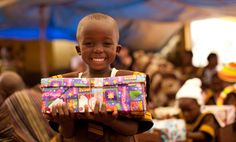 Something so ordinary as a shoebox can accomplish the eternal when it is packed with toys, school supplies, hygiene items, and God's love. Powered by prayers, it can help lead children and families to faith in Christ, inspire pastors, plant and grow churches, and encourage disciples in some of the most unreached places in the world. Click to read more.