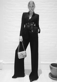 Elsa Hosk en total look Alberta Ferretti de la collection printemps-été 2017 à la soirée des 125 ans de Vogue à New York