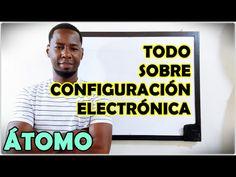 Configuración electrónica ejemplos #Química #yamilcordoba YouTube