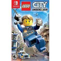 Lego City Undercover Nsw