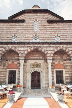 This is supposed to be a really nice hamam and recently had a huge renovation