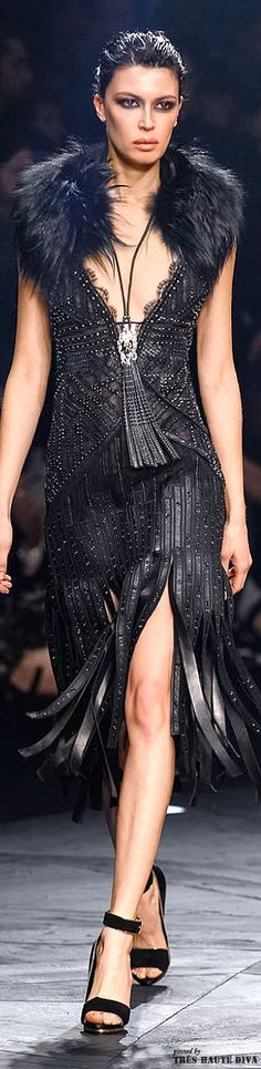 Roberto #Cavalli Fall/Winter 2014 RTW                                                                                                                                                                                 More