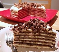 Crepe cake by BeckyBecky Blogs