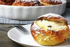 Relleno, Queso, Bakery, Muffin, Cooking Recipes, Mint, Breakfast, Food, Fondant Cakes