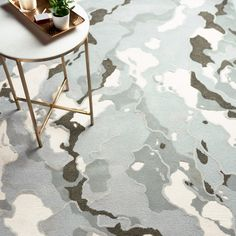 Our Verdant Collection takes inspiration from the shadows created by sunlight filtering through trees and plant life, creating areas of darkness and light. Drawing from the palette of a natural landscape, the collection combines mossy greens, watery blues, and vibrant poppy reds, with soft creamy whites. An array of abstract botanically inspired patterns and soft …