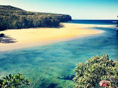 Wattamolla Beach, Sydney, NSW (visited April 2013)