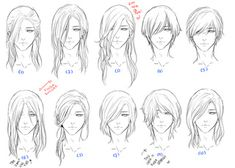 bwocs-hairstyles-newoc-struggling-iendedupchoosingtheponytailthough-drawing-by-beyondwordz