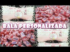 BALA PERSONALIZADA - PASSO A PASSO