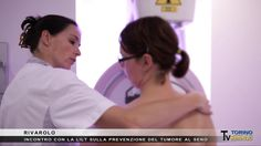 A Rivarolo incontro con la Lilt sulla prevenzione dei tumori al seno