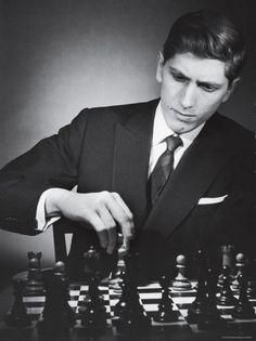 Grandmaster Bobby Fischer