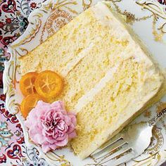 Lemon-Orange Chiffon