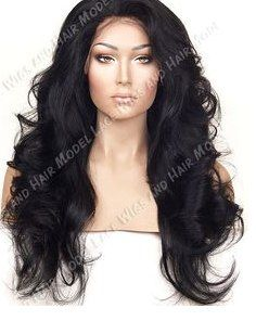 Bombshell Black Color Straight Heat Resistant Futura No Tangle Synthetic Lace Front Wigs With Baby Hair For Women Daily Makeup To Enjoy High Reputation In The International Market Lace Wigs