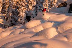 Sara Niblock | Alpenglow by Danny Leblanc