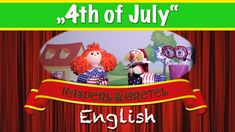 Kasperl and Gretel get ready for their of July party! 4th Of July Party, Cordial, Funny