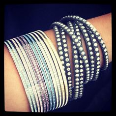 Slake bracelet ❤ Ready Bangles #banglemania