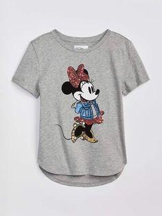 Gap GapKids Disney Mickey Mouse and Minnie Mouse T-Shirt , Disney Tops, Disney Girls, Disney Mickey Mouse, Minnie Mouse, Disney Outfits, Disney Clothes, Travel Shirts, Gap Kids, Baby Kids Clothes