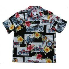 chemise hawaienne ...CHOPPER IN HAWAI