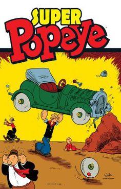 popeye-volume-1-pixel Roger Langridge, 2015, edição de luxo, 128 páginas, capa dura, nova e lacrada - Baú Comic Shop: Quadrinhos, Mangás e Livros Geek