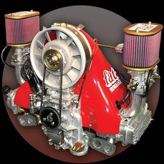VW Type 4 Engine Performance | TYPE IV. I can't help but to let a few non motorcycle engines on this board if they are super cool. This one is super cool.